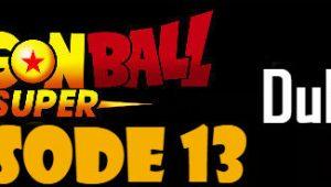 Dragon Ball Super Episode 13 English Dubbed DBSuper