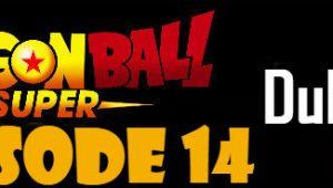 Dragon Ball Super Episode 14 English Dubbed DBSuper