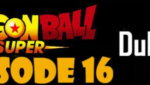 Dragon Ball Super Episode 16 English Dubbed DBSuper