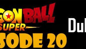Dragon Ball Super Episode 20 English Dubbed DBSuper