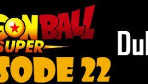 Dragon Ball Super Episode 22 English Dubbed DBSuper