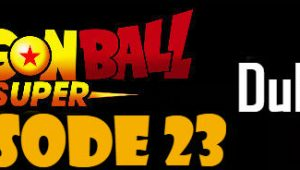 Dragon Ball Super Episode 23 English Dubbed DBSuper