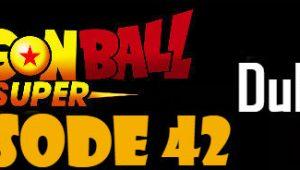 Dragon Ball Super Episode 42 English Dubbed DBSuper