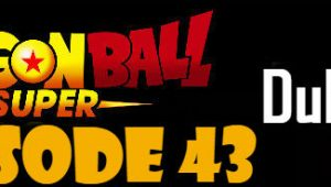 Dragon Ball Super Episode 43 English Dubbed DBSuper